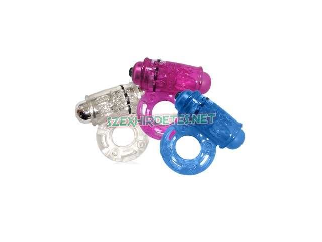 My Best Sex Shop 1 / 2 - O WOW SILICONE COCK RING WATERPROOF ASSORTED COLORS
